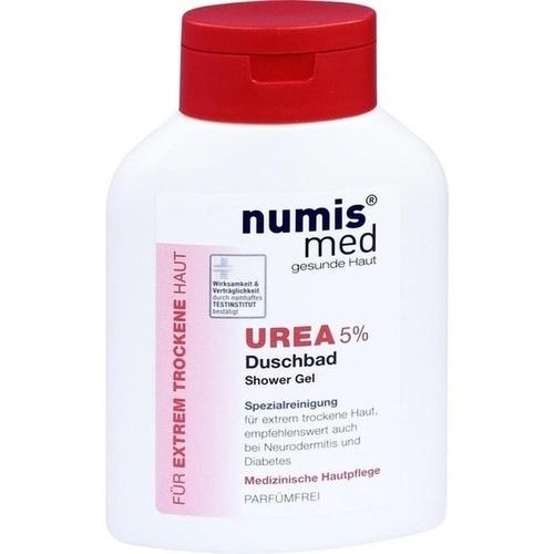 numis med UREA 5% Duschbad, 200 ML, Mann & Schroeder GmbH