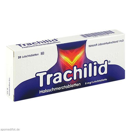 Trachilid Halsschmerztabletten, 20 ST, Engelhard Arzneimittel GmbH & Co. KG