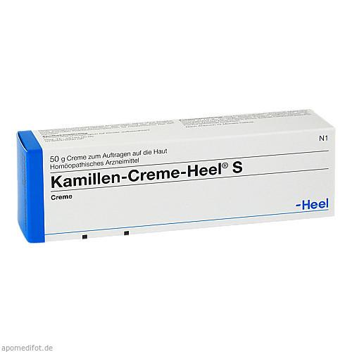 Kamillen-Creme-Heel S, 50 G, Biologische Heilmittel Heel GmbH