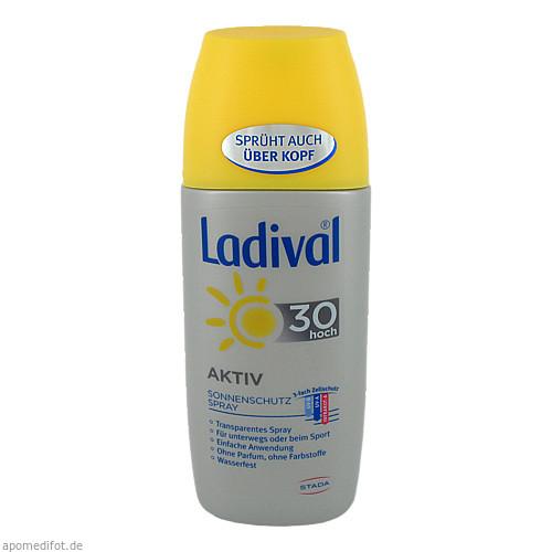 Ladival Sonnenschutz Spray LSF 30, 150 ML, STADA GmbH