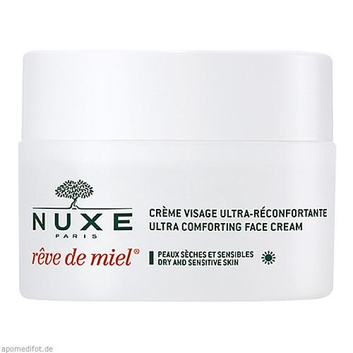 NUXE Reve de Miel Creme Visage Jour, 50 ML, Nuxe GmbH