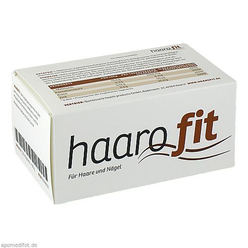 Haarofit - Kraft für Haare und Nägel, 120 ST, Quintessenz health products GmbH