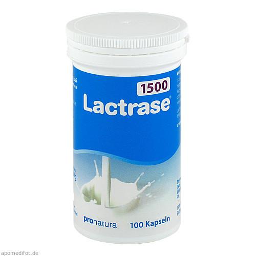 LACTRASE 1500 FCC/KPS, 100 ST, Pro Natura Gesellschaft Für Gesunde Ernährung mbH