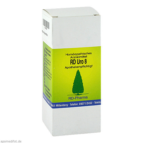 RD-Uro 8, 100 ML, Rd-Pharma E.K.