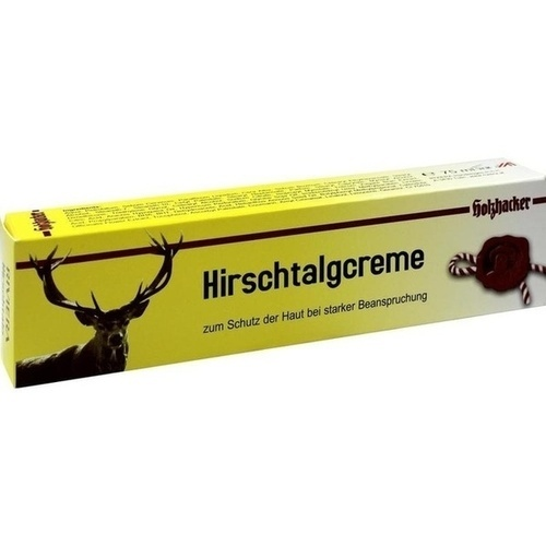RIVIERA Hirschtalgcreme, 75 ML, Hager Pharma GmbH