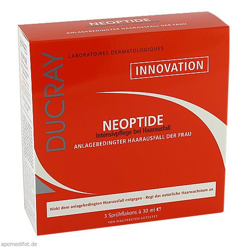 DUCRAY NEOPTIDE Anlagebedingter Haarausfall, 3X30 ML, Pierre Fabre Pharma GmbH