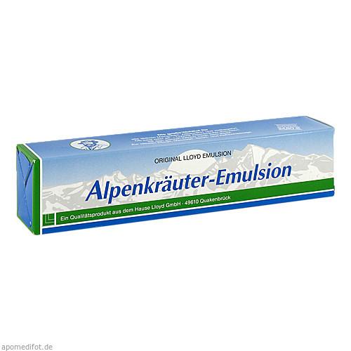 ALPENKRÄUTER Emulsion, 200 ML, Axisis GmbH