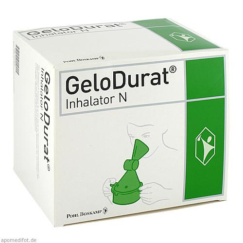 GeloDurat-Inhalator N, 1 ST, G. Pohl-Boskamp GmbH & Co. KG