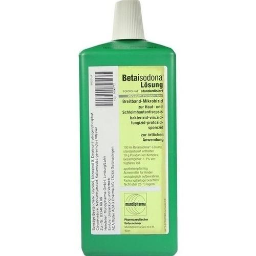 BETAISODONA Loesung, 1000 ML, Aca Müller/Adag Pharma AG