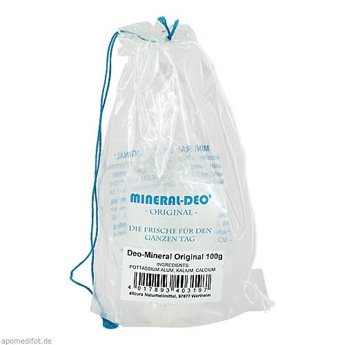 Mineral-Deo Original (Deodorant Kristall), 100 G, Allcura Naturheilmittel GmbH