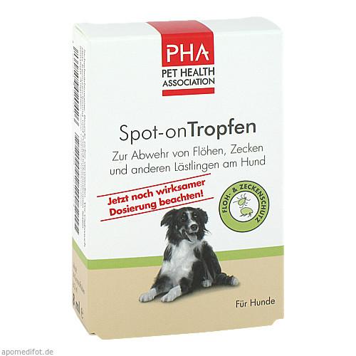PHA SpotOn Tropfen für Hunde, 4X2 ML, PetVet GmbH