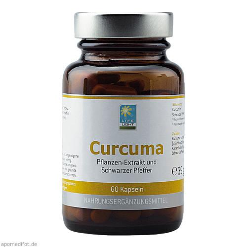 Curcuma + schwarzer pfeffer, 60 ST, Apozen Vertriebs GmbH