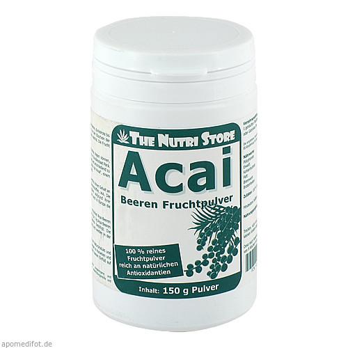 Acai Beeren Fruchtpulver, 150 G, Hirundo Products