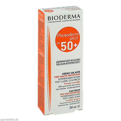 BIODERMA PHOTODERM SPOT Sonnencreme SPF50+, 30 ML, Aktiv-Derma GmbH