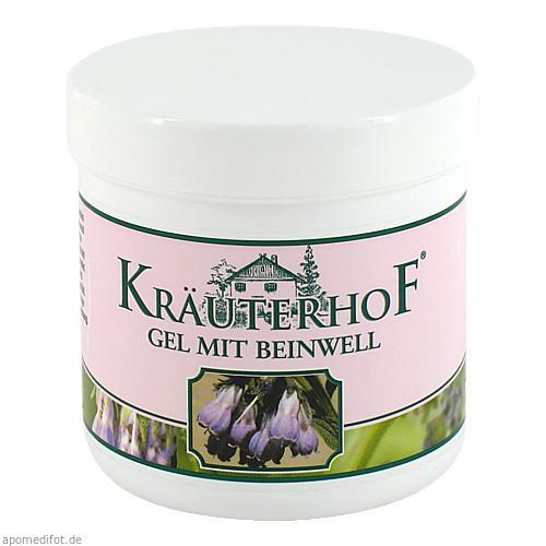 BEINWELL GEL KRÄUTERHOF, 250 ML, Axisis GmbH