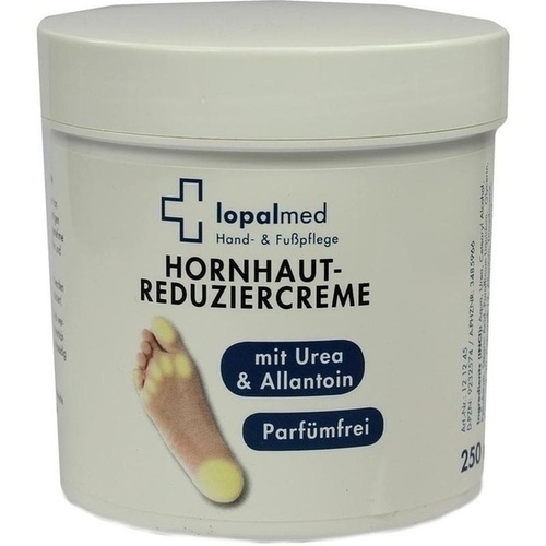 Lopalmed Hornhaut-Reduziercreme mit Urea, 250 ML, Lopal E.K. Ingo Lieberum