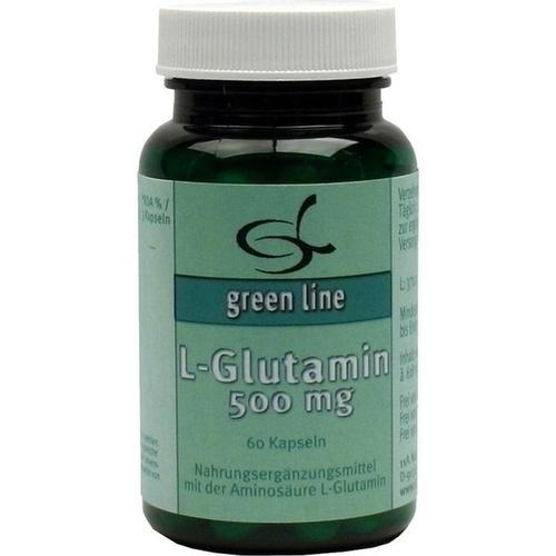L-Glutamin 500mg, 60 ST, 11 A Nutritheke GmbH