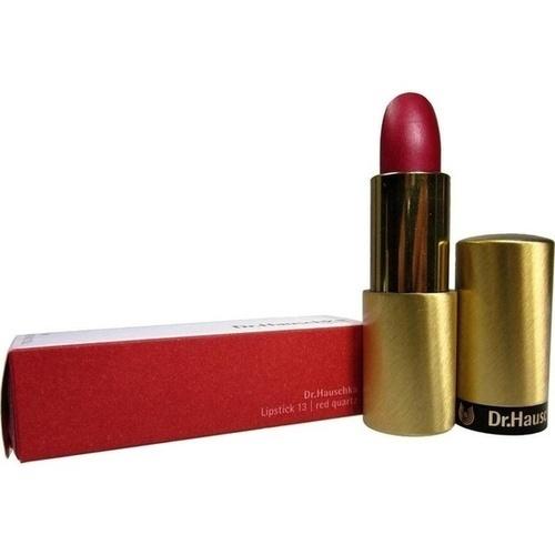DR.HAUSCHKA Lipstick 13 red quartz, 4.5 G, Wala Heilmittel GmbH Dr. Hauschka Kosmetik