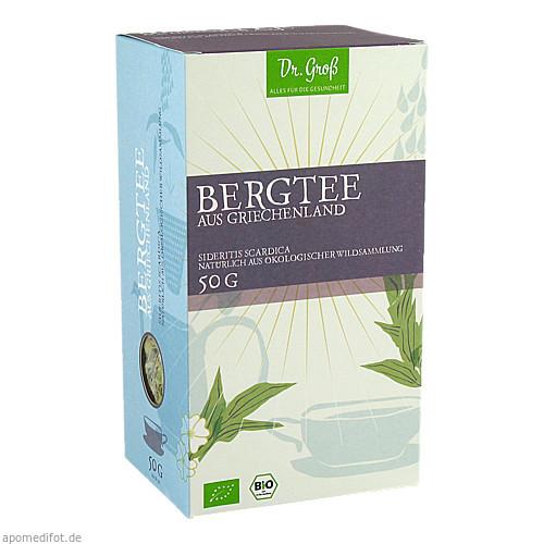 BERGTEE bio, 50 G, Biol.Präparate Dr.Groß GmbH