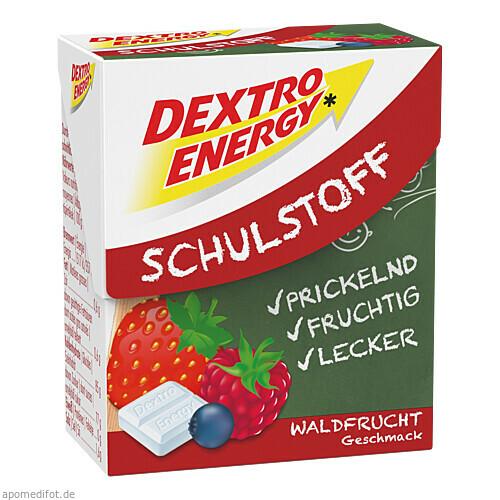 DEXTRO ENERGY SCHULSTOFF WALDFRUCHT, 50 G, Kyberg experts GmbH