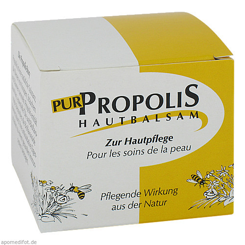 Propolis Pur Hautbalsam, 50 ML, Health Care Products Vertriebs GmbH