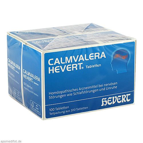Calmvalera Hevert Tabletten, 200 ST, Hevert Arzneimittel GmbH & Co. KG