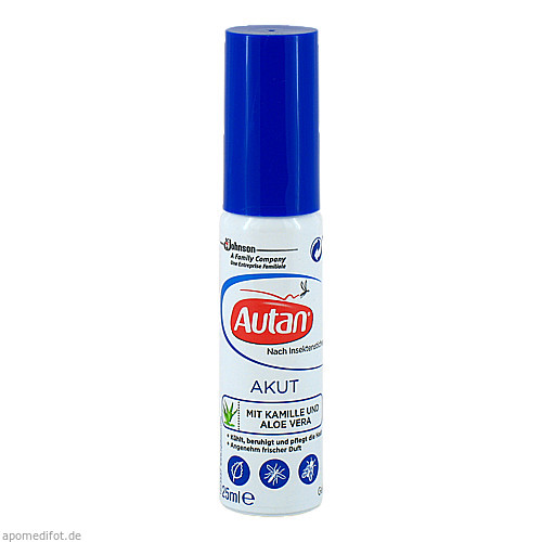 Autan Akut Gel, 25 ML, SK Pharma Logistics GmbH