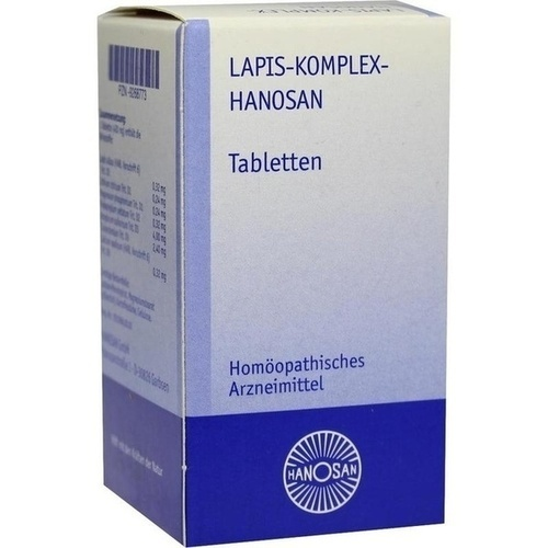 Lapis-Komplex Hanosan, 100 ST, Hanosan GmbH