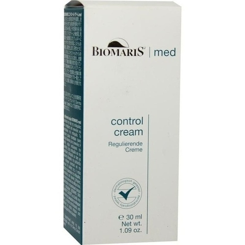 BIOMARIS control cream med, 30 ML, Biomaris GmbH & Co. KG