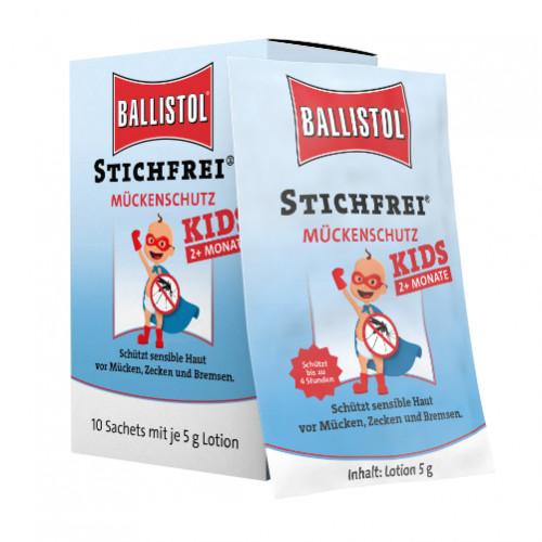 Stichfrei Kids Sachets, 5 G, Hager Pharma GmbH