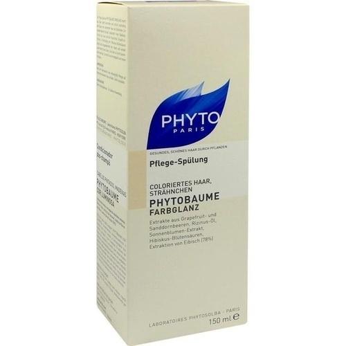 PHYTO PHYTOBAUME FARBGLANZ Spülung, 150 ML, Ales Groupe Cosmetic Deutschland GmbH