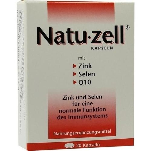 Natu zell, 20 ST, Rodisma-Med Pharma GmbH