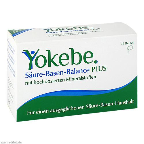 Yokebe Plus Säure-Basen-Balance, 28 ST, Naturwohl Pharma GmbH