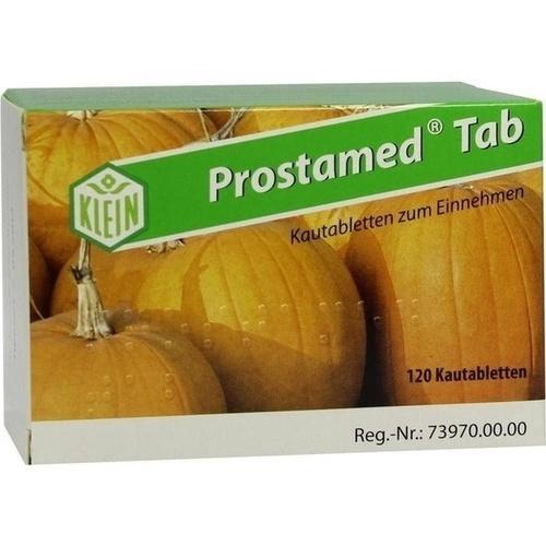 Prostamed Tab, 120 ST, Dr. Gustav Klein GmbH & Co. KG