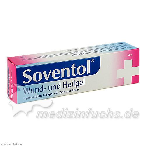 SOVENTOL Wund- und Heilgel, 50 G, Medice Arzneimittel Pütter GmbH & Co. KG