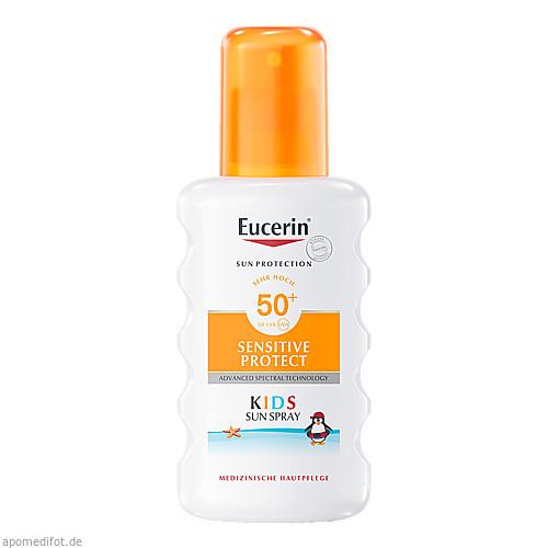 Eucerin Sun Kids Spray 50+, 200 ML, Beiersdorf AG Eucerin
