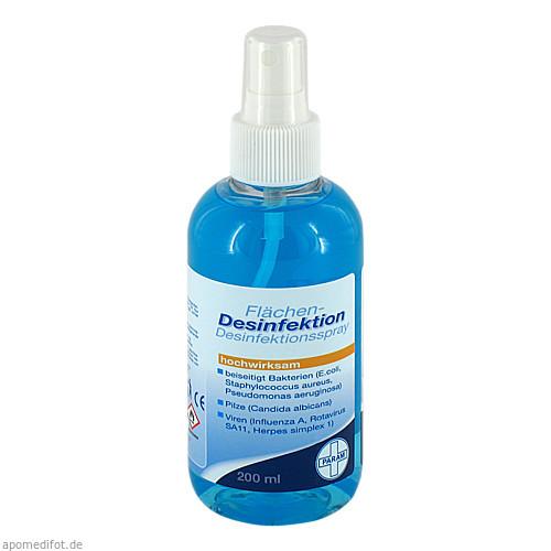 Desinfektionsspray für Flächen, 200 ML, Param GmbH
