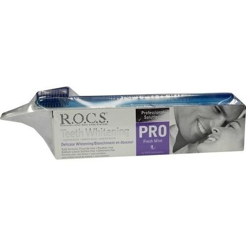 R.O.C.S. Pro Sanfte Aufhellung Fresh Mint, 135 G, Prodent Dentalbedarf GmbH
