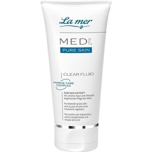 LA MER MED Pure Skin Clear Fluid o.Parfüm, 50 ML, La mer Cosmetics AG