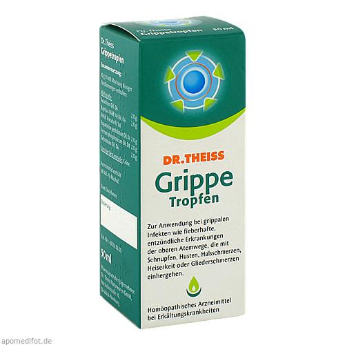 DR.THEISS Grippetropfen, 50 ML, Dr. Theiss Naturwaren GmbH