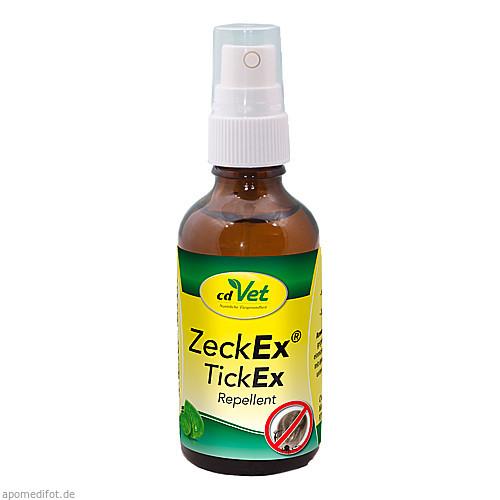 ZeckEx Spray NEU vet, 50 ML, cd Vet Naturprodukte GmbH
