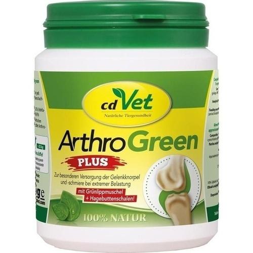 ArthroGreen plus - NEU - vet, 330 G, cd Vet Naturprodukte GmbH