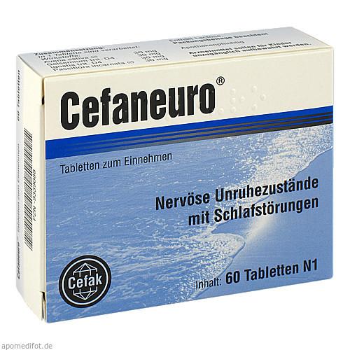 Cefaneuro, 60 ST, Cefak KG