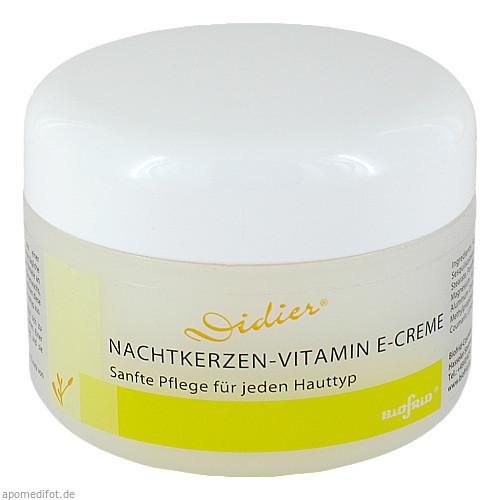 Didier Nachtkerzen-Vitamin E-Creme, 100 ML, Biofrid GmbH & Co. KG