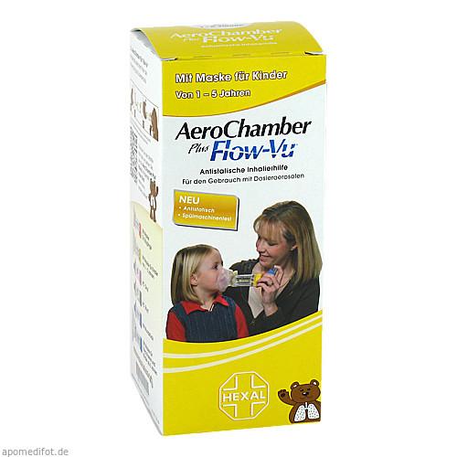 AeroChamber mit Maske für Kinder, 1 ST, HEXAL AG