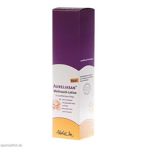 Weihrauch-Lotion AURELIASAN, 200 ML, Aureliasan GmbH