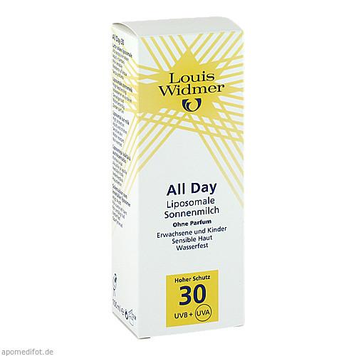 Widmer All Day 30 nicht parfümiert, 100 ML, Louis Widmer GmbH