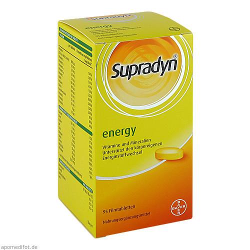 Supradyn, 95 ST, Bayer Vital GmbH
