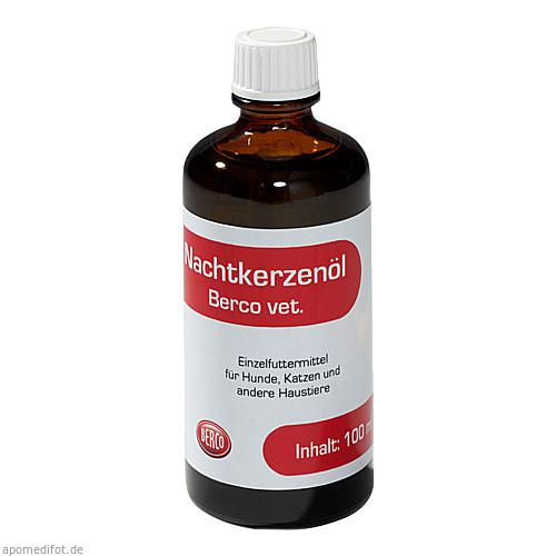 Nachtkerzenöl Berco vet. 100ml, 100 ML, Berco-ARZNEIMITTEL