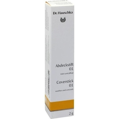Dr. Hauschka Abdeckstift 01, 2 G, Wala Heilmittel GmbH Dr. Hauschka Kosmetik